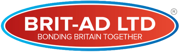 British Adhesives Ltd - hot melt adhesive distributor and silicone roller replacements in Lincolnshire and UK. Logo